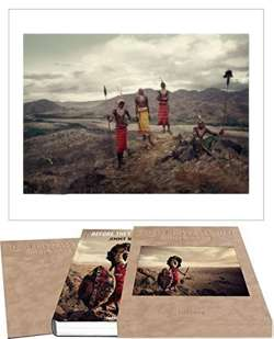Jimmy Nelson – Before They Pass Away | Collector's Edition with one exclusive photo print: Samburu - Kenya