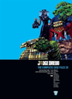 Judge Dredd: The Complete Case Files 28