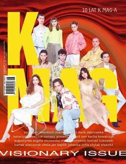 K MAG #96 VISIONARY ISSUE