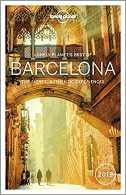 Lonely Planet Best of Barcelona 2019