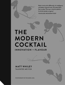 MODERN COCKTAIL