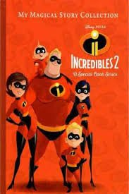 Magical Story Collection: Disney Incredibles 2