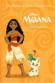 Magical Story Collection: Disney Monana