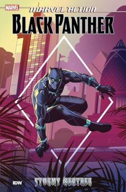 Marvel Action : Black Panther: Stormy Weather