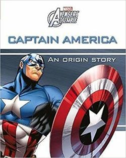 Marvel Avengers Assemble Captain America An Origin Story