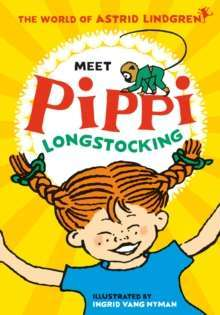 Meet Pippi Longstocking