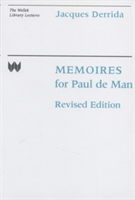 Memoires for Paul de Man