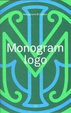 Monogram Logo, Monograms & Ciphers