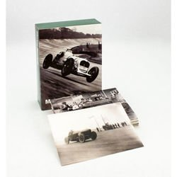 Motor Racing Boxed Notecards: 30 Assorted Cards, with Envelopes