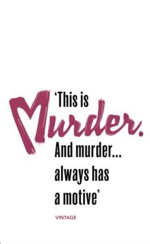 Murder Has a Motive (Heroes & Villains)