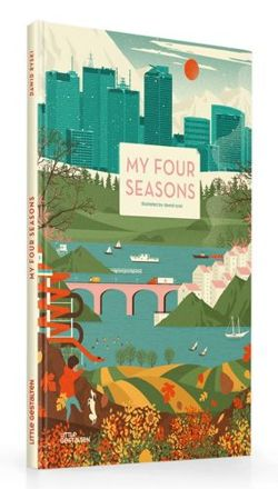 My Four Seasons by Dawid Ryski