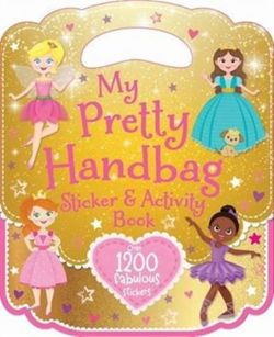My Giant Fashion Handbag Activity Book