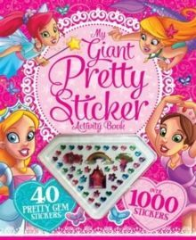 My Giant Super-Sparkly Sticker Activity Book