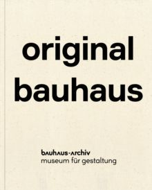 Original Bauhaus: Catalogue