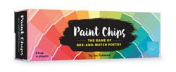 Paint Chip Poetry A Game of Color and Wordplay