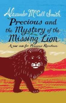 Precious and the Case of the Missing Lion