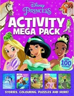 Princess: Activity Mega Pack