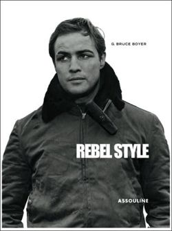 Rebel Style: Cinematic Heroes of the 1950's