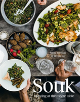 Souk Feasting at the mezze table