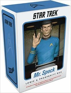 Spock in a Box: Logic and Prosperity Box (Star Trek)