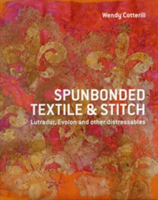 Spunbonded Textile and Stitch Lutradur, Evolon and other Distressables