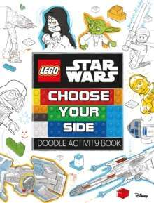 Star Wars: Choose Your Side Doodle Activity Book