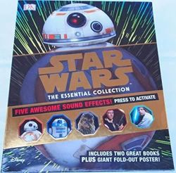 Star Wars The Essential Collection, Includes 2 Great Books Plus Giant Foldout Poster