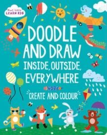 Start Little Learn Big Doodle and Draw Inside