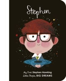 Stephen Hawking : My First Stephen Hawking