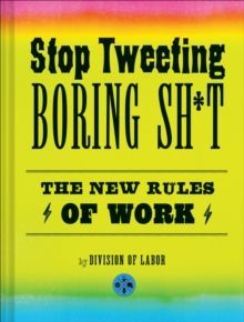 Stop Tweeting Boring Shit