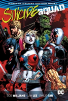 Suicide Squad The Rebirth Deluxe Edition Book 1 (Rebirth)