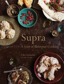 Supra - A feast of Georgian cooking