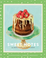 Sweet Notes 20 Notecards and Envelopes