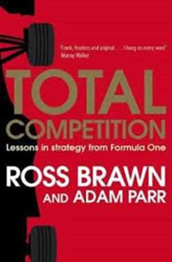 TOTAL COMPETITION Ross Brown