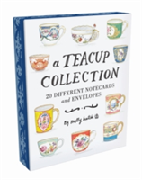 Teacup Collection Notes 20 Different Notecards and Envelopes