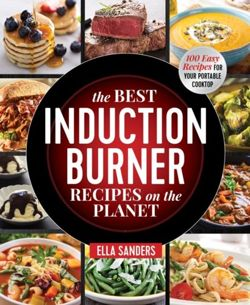 The Best Induction Burner Recipes on the Planet 100 Easy Recipes for Your Portable Cooktop