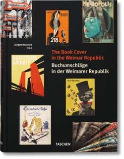 The Book Covers in the Weimarer Republic | Buchumschläge der Weimarer Republik