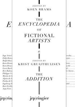 The Encyclopedia of Fictional Artists and the Addition