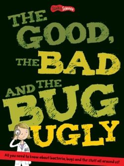 The Good, the Bad and the Bug Ugly : Sticker and Activity