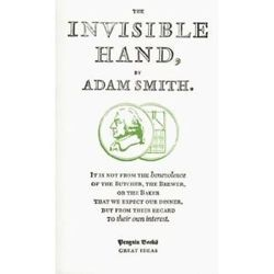 The Invisible Hand Adam Smith (Great Ideas)