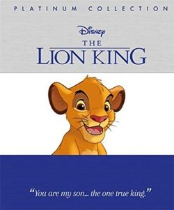 The Lion King (Disney: Platinum Collection)