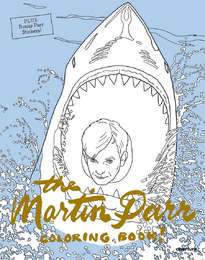 The Martin Parr Coloring Book