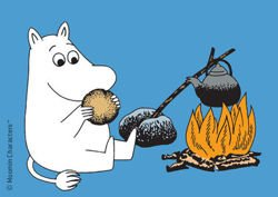 The Moomin Adventure Book