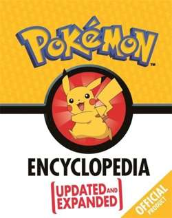 The Official Pokemon Encyclopedia : Updated and Expanded