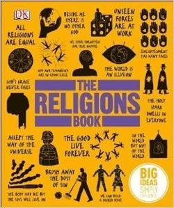 The Religions Book (Big Ideas Simply Explained)