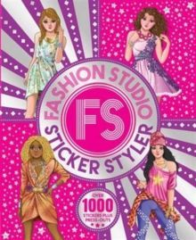 The Ultimate Fashion Sticker Activity Book