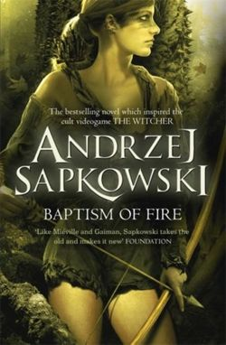 The Witcher: Baptism of Fire