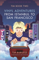 Tim Book Two Vinyl Adventures from Istanbul to San Francisco