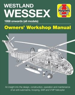 Westland Wessex Owners' Workshop Manual