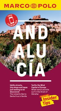 Andalucia Marco Polo Pocket Travel Guide 2019 - with pull out map